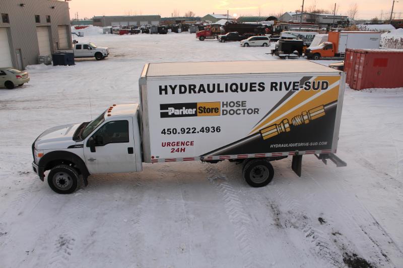 Hydrauliques Rive-Sud Inc à Sainte-Julie