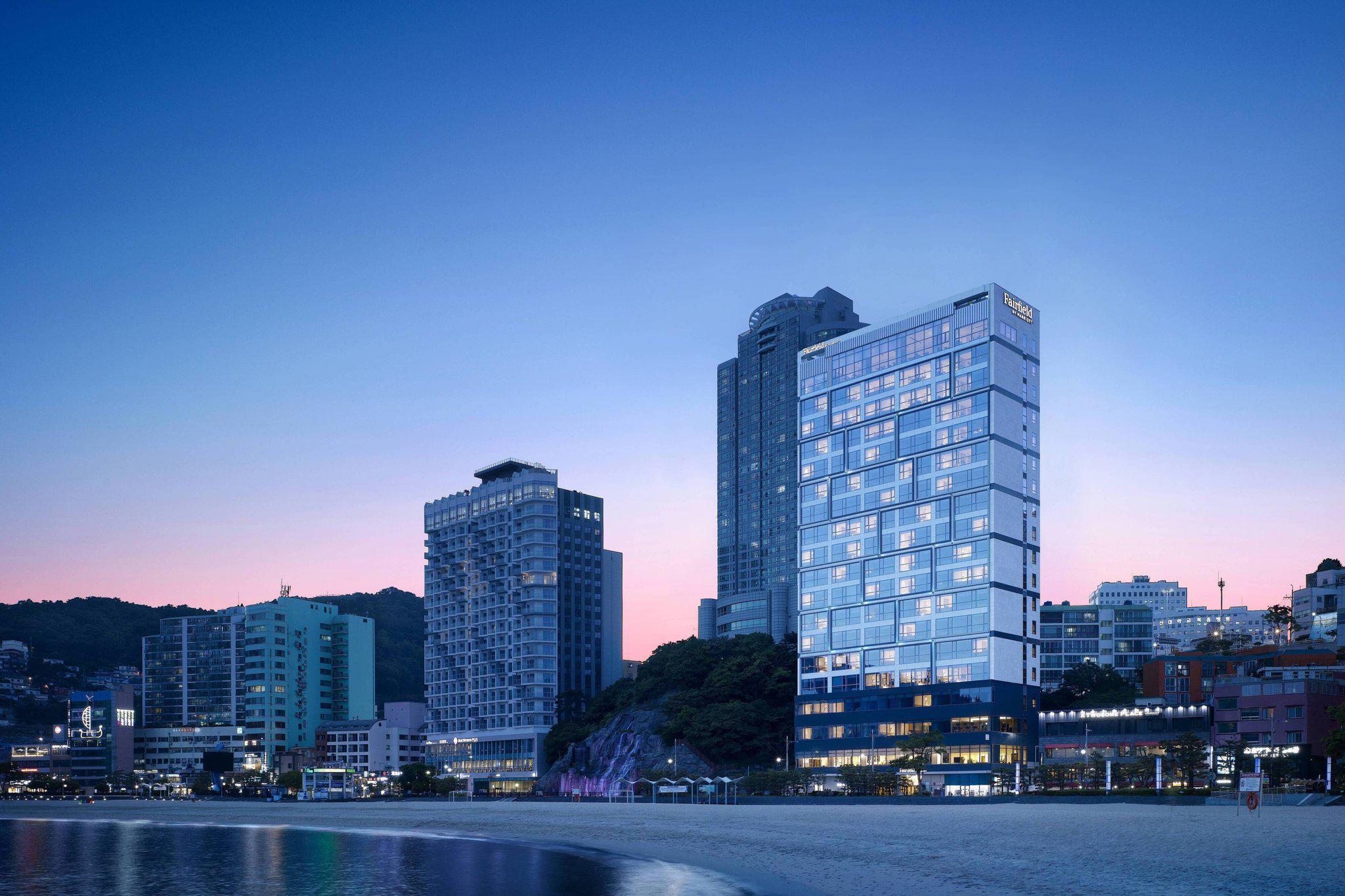 Fairfield by Marriott Busan Songdo Beach