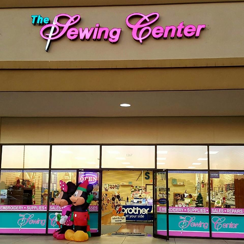 sewing machine store near me