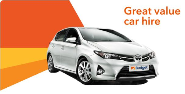 Budget Car Rental Ireland 2