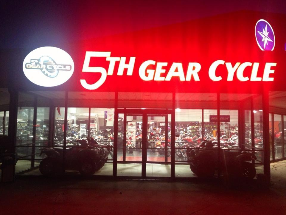 5th Gear Cycles image 0