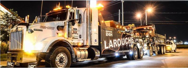 Larouche Remorquage Inc à Québec