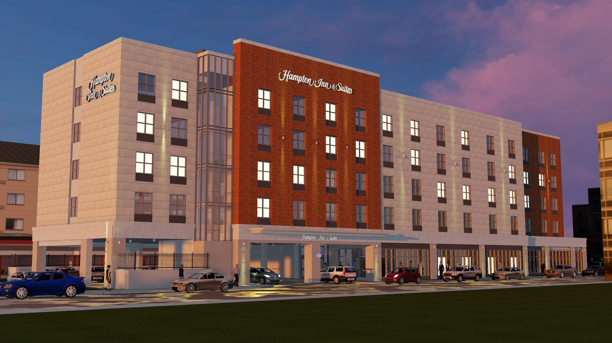 Hampton Inn & Suites Worcester image 0