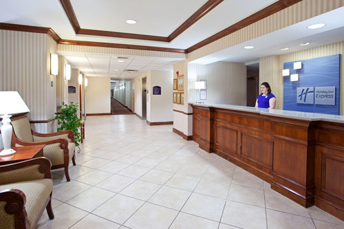 Holiday Inn Express & Suites Marion - ad image