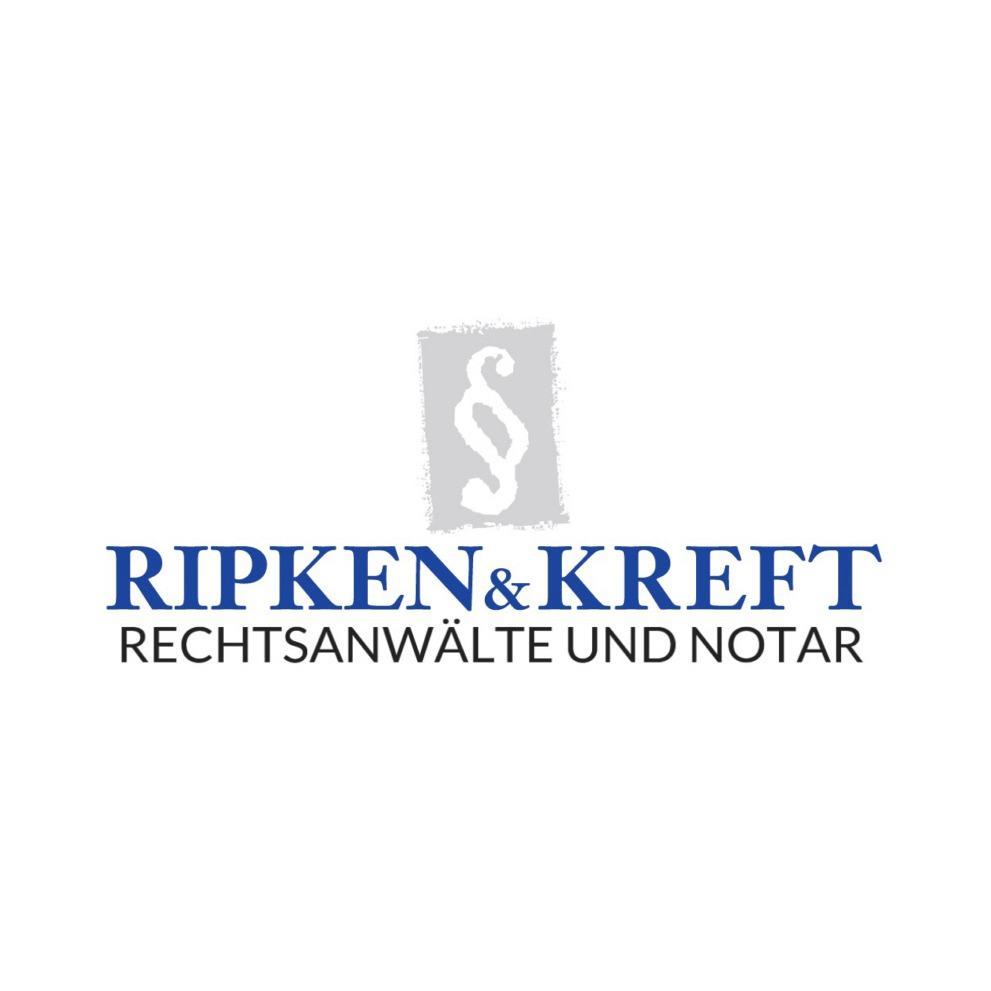 Logo von Rechtsanwälte & Notare Ripken & Kreft