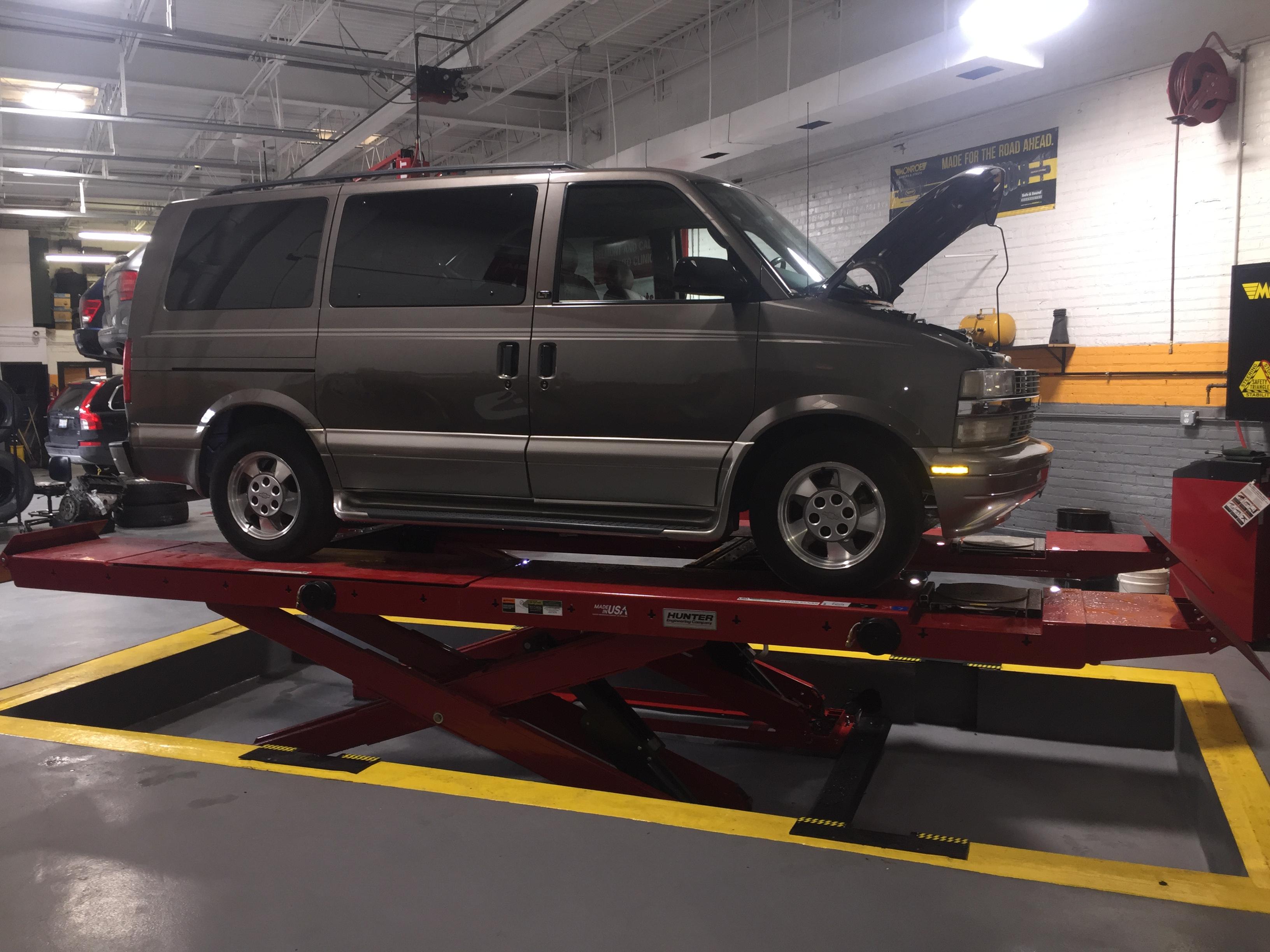 VMB Auto Clinic