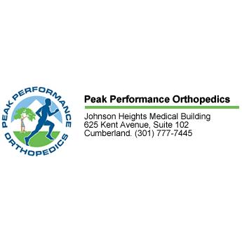 Peak Performance Orthopedics