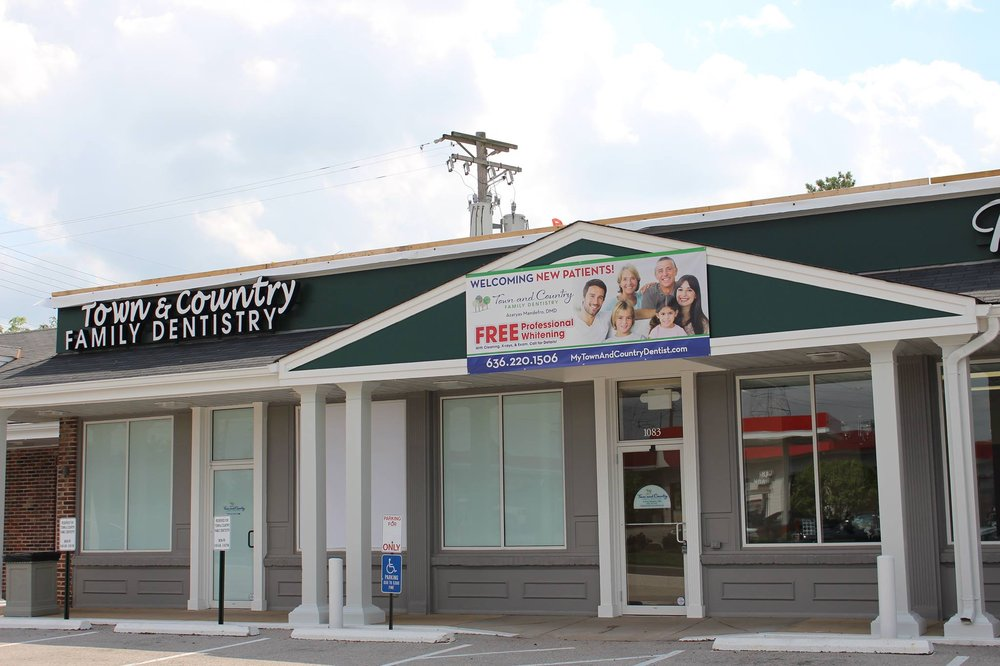 Town and Country Family Dentistry image 1
