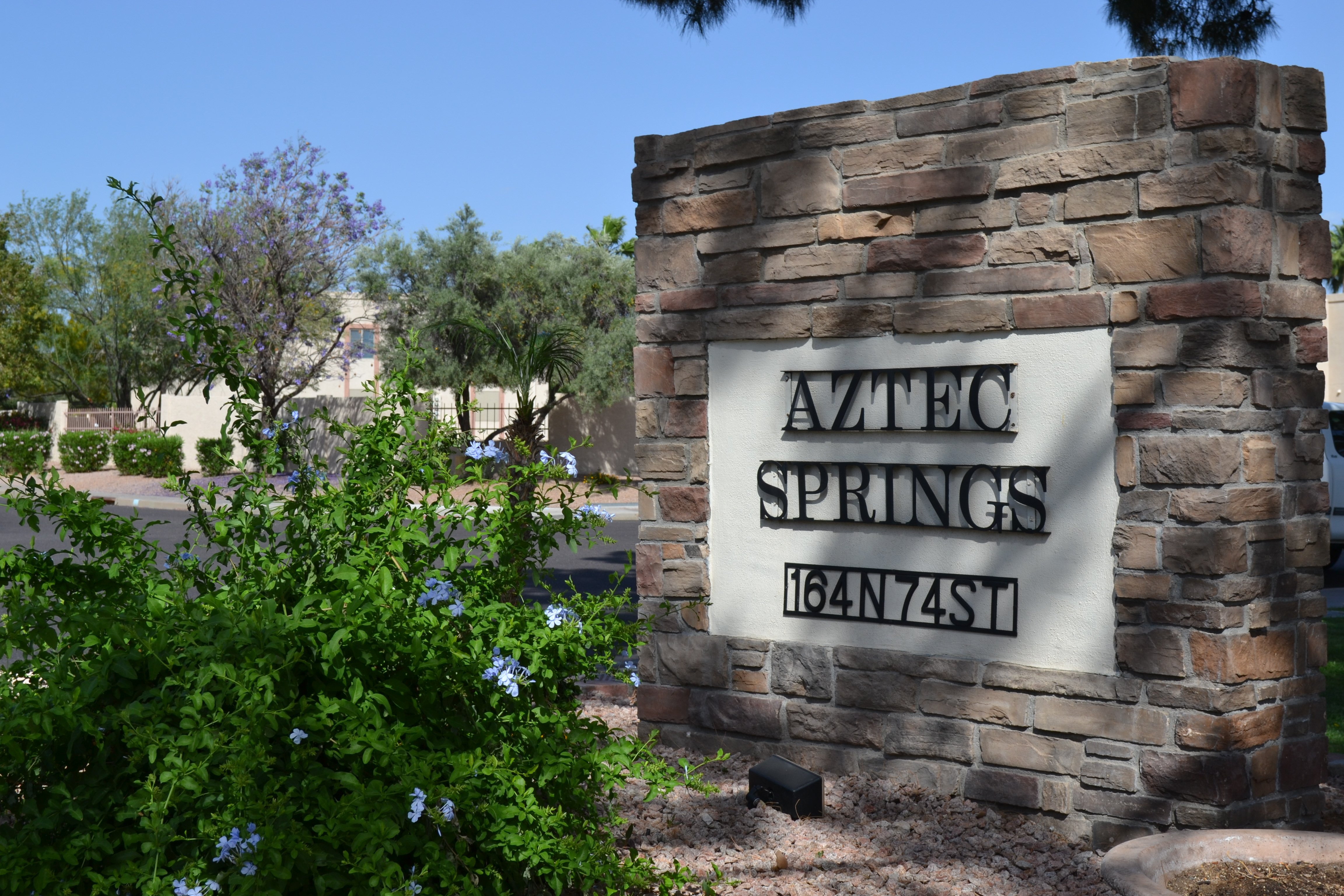 Aztec Springs Apartments image 0