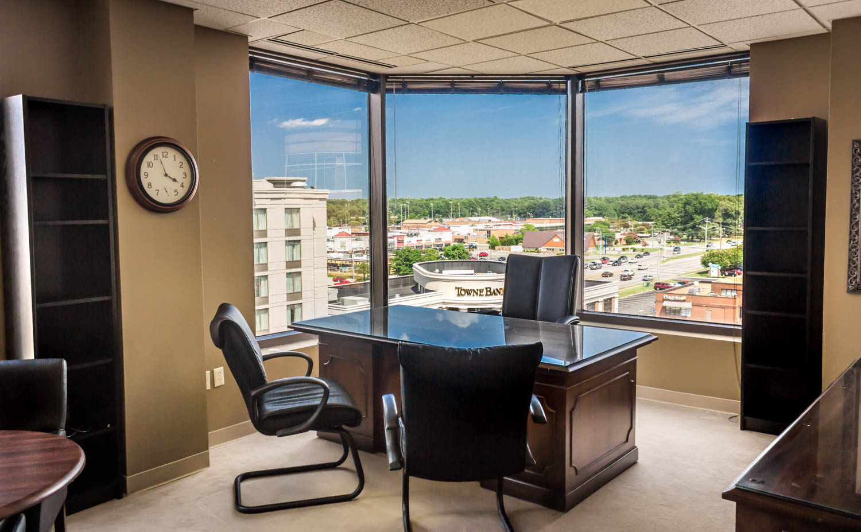 Executive Office Suites In Virginia Beach