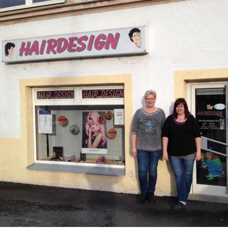 Hair Design Frisiersalon - Aussenansicht