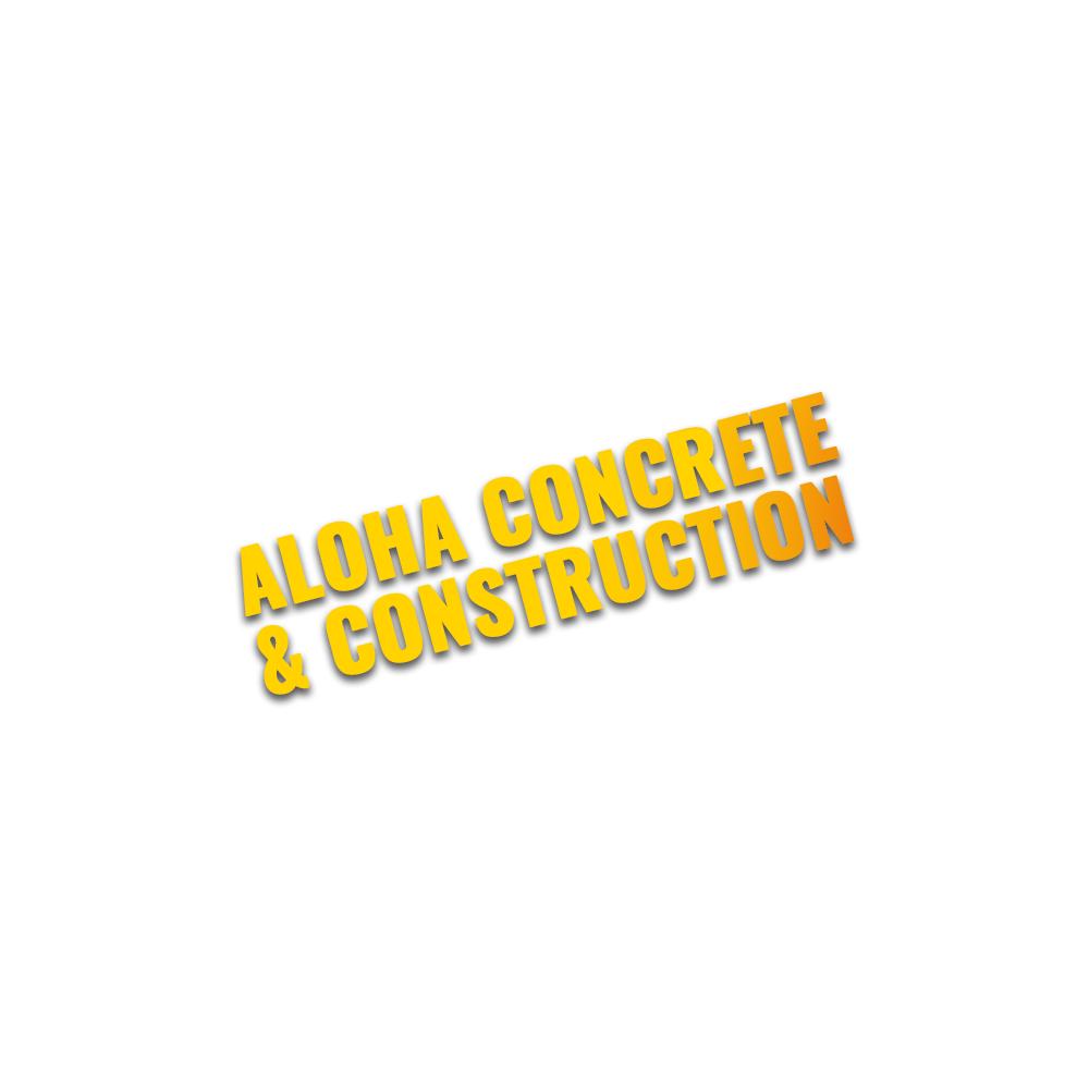 Aloha Concrete & Construction