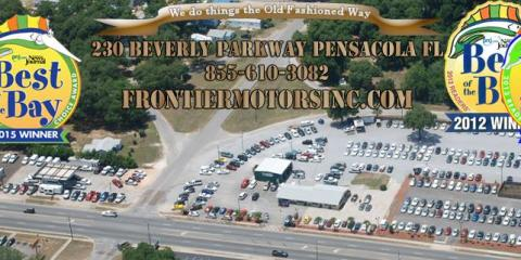 Frontier motors inc in pensacola fl 32505 citysearch for Frontier motors pensacola fl