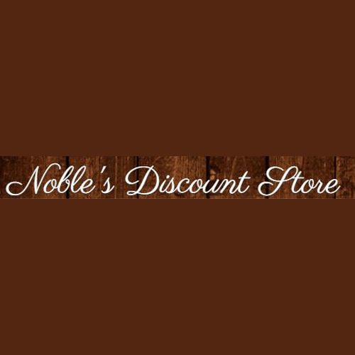 Noble's Discount Store