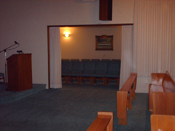 Maple Ridge Funeral Chapel & Crematorium in Maple Ridge: Maple Ridge Funeral - Chapel Family Room