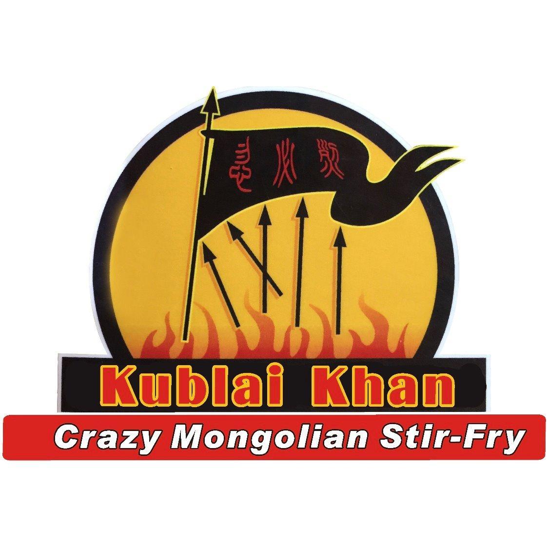 Kublai Khan mongolian grill