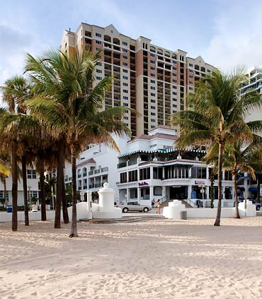 Ft Lauderdale Beach Hotels With Kitchen