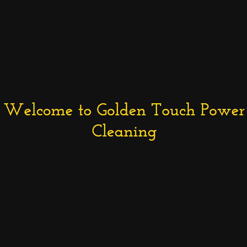 Golden Touch Power Cleaning