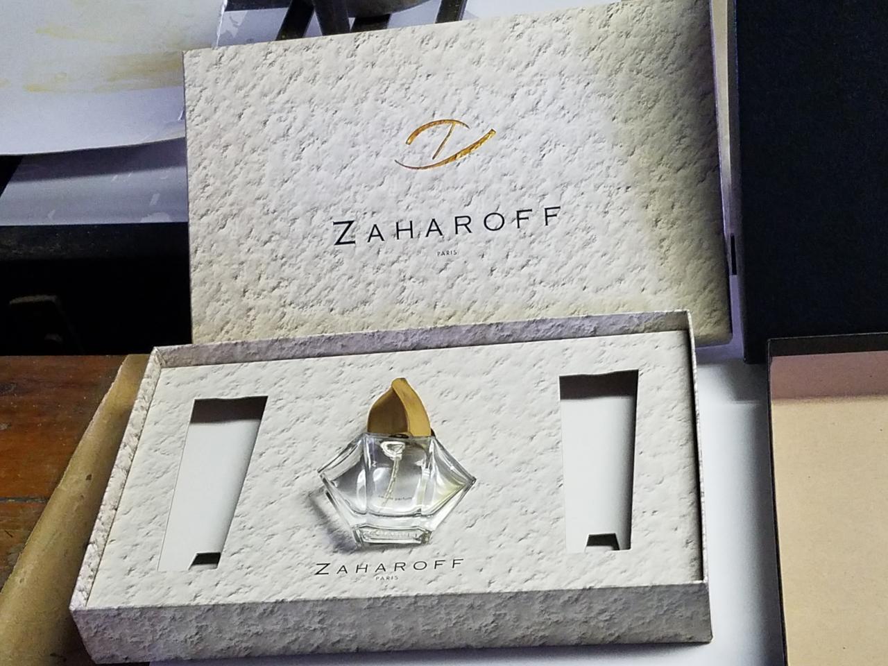 Zaharoff Box
