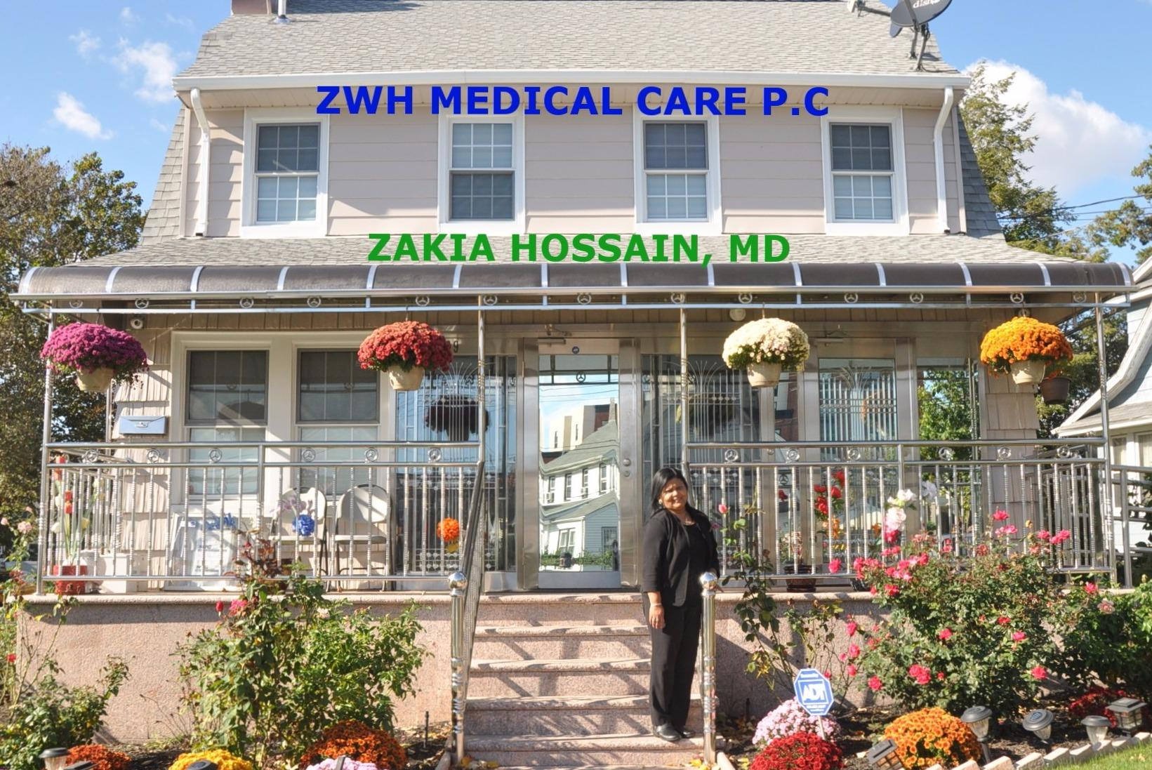 Dr zakia hossain md in jamaica ny whitepages for Furniture zone jamaica ny