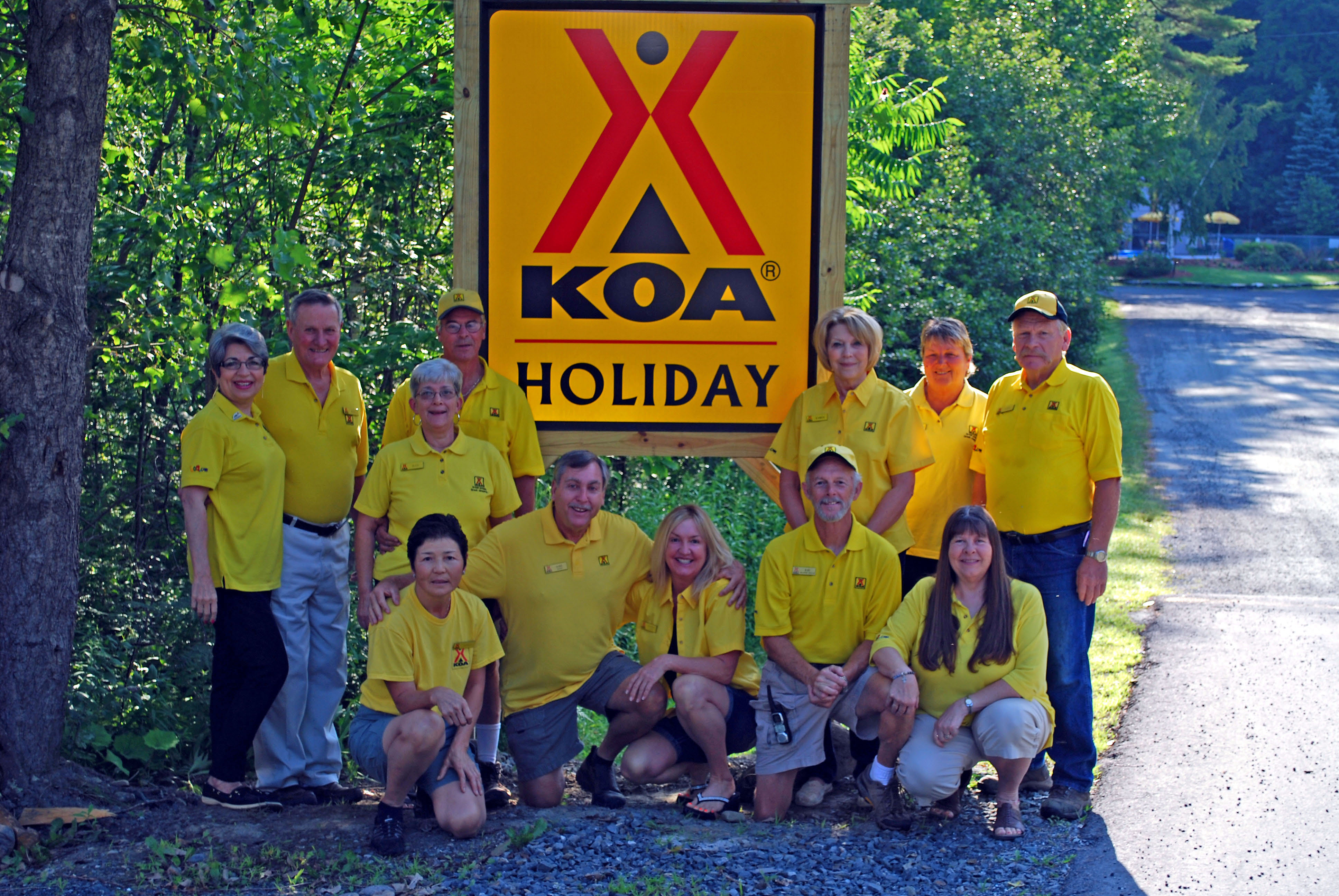 Quechee / Pine Valley KOA Holiday image 7