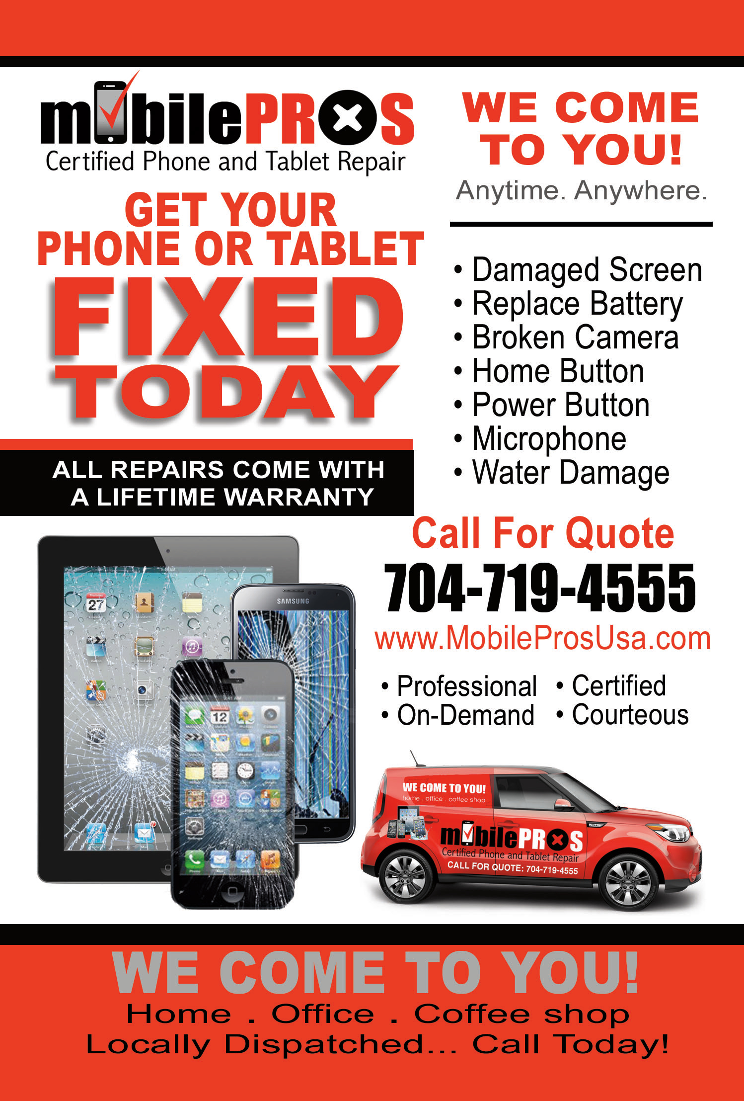 Starting a Cell Phone Repair & Installation Business