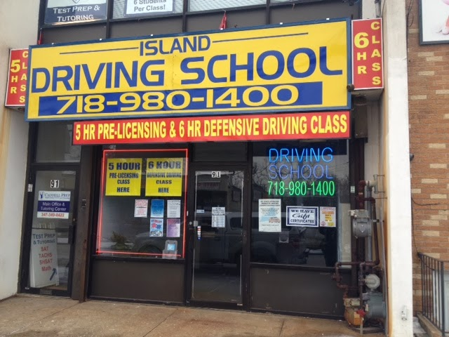 Island Driving School image 0