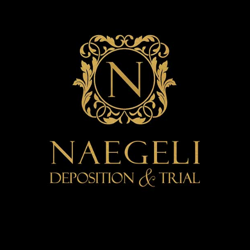 NAEGELI DEPOSITION AND TRIAL image 0