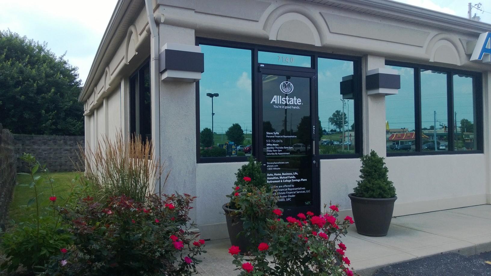 Allstate Insurance Agent: Steven Sylla image 1