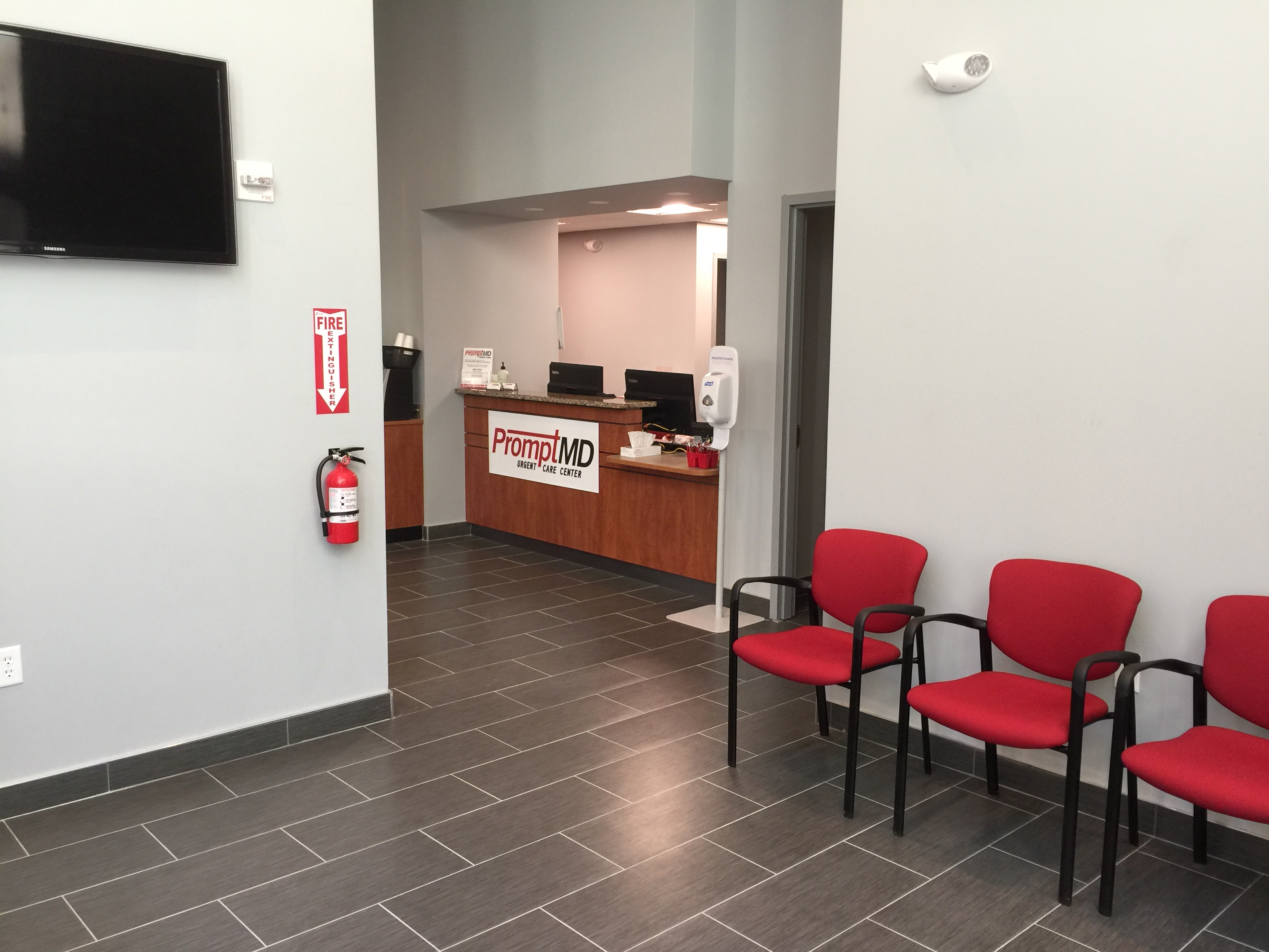 PromptMD Urgent Care Center Jersey City image 2