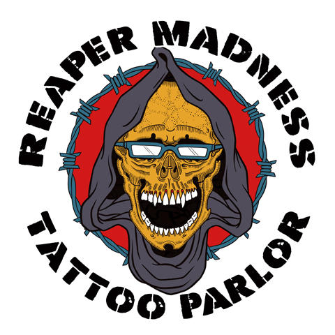Reaper Madness Tattoo Parlor