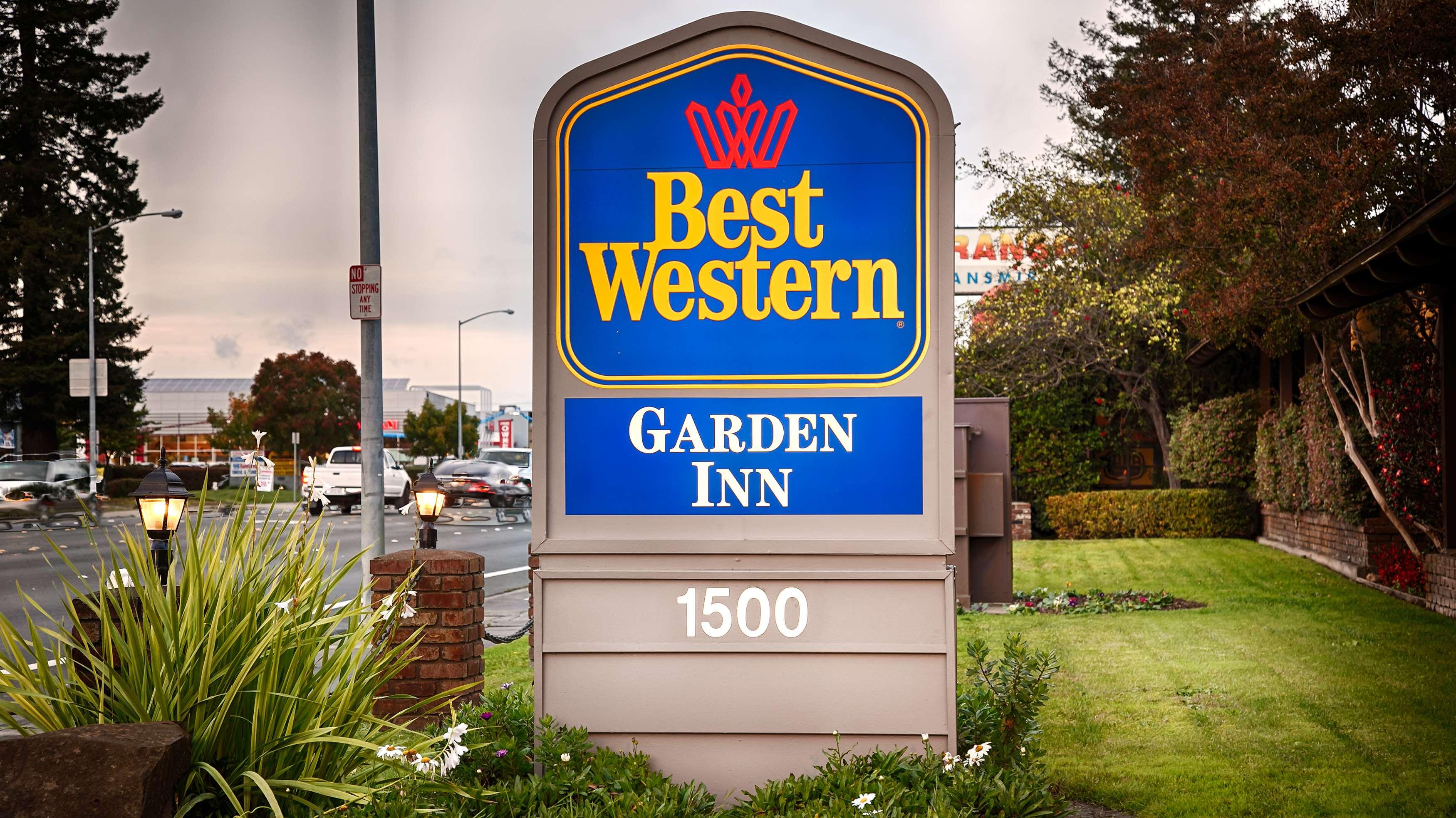Best Western Garden Inn Santa Rosa Ca Business Directory