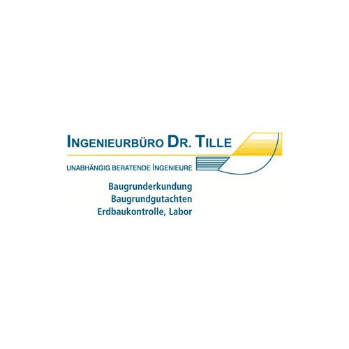 Logo von Baugrundingenieurbüro Dr. Tille