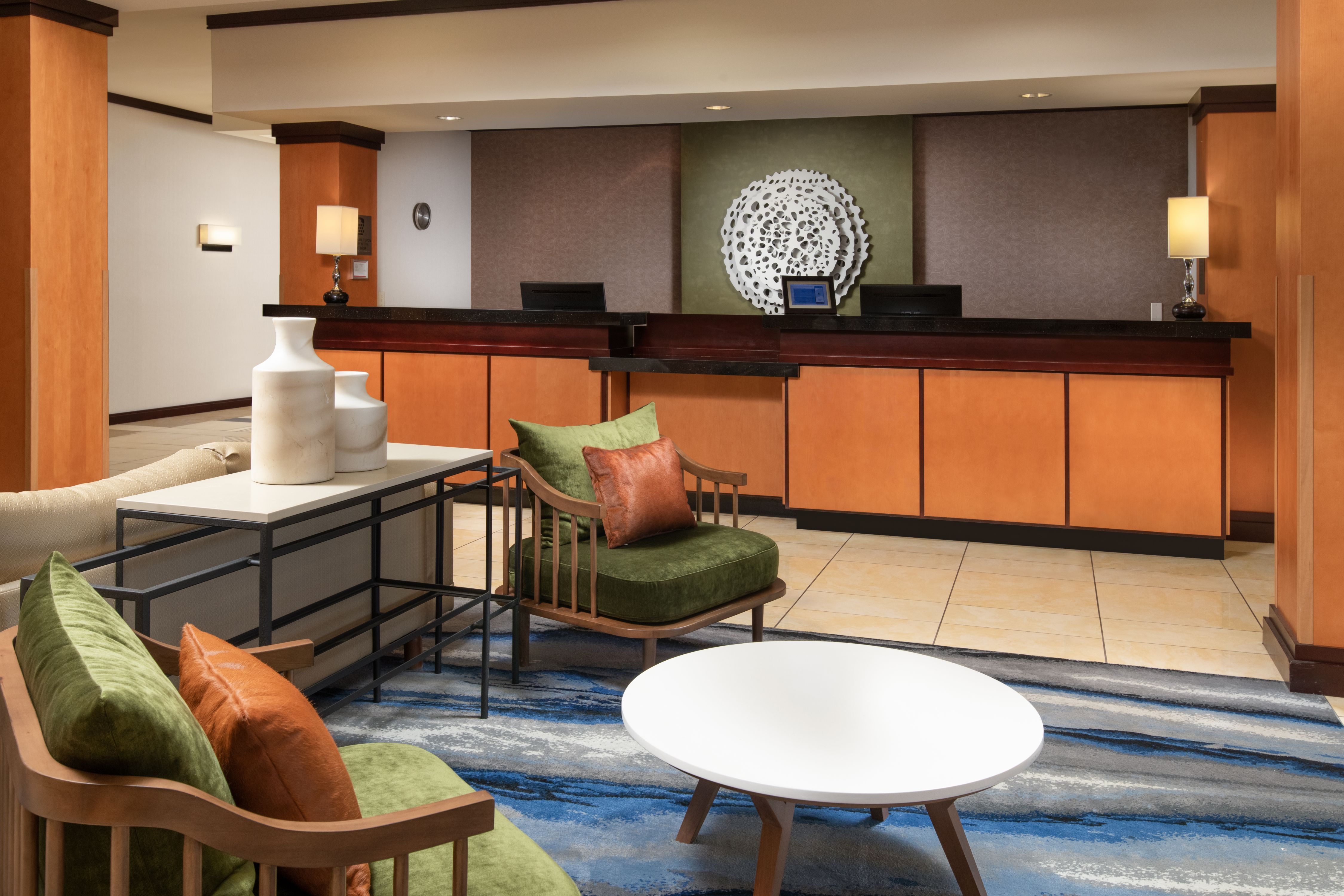 Fairfield Inn & Suites by Marriott Chattanooga I-24/Lookout Mountain image 2