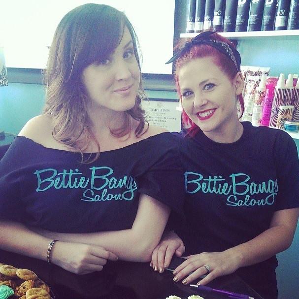 Bettie Bangs Salon image 13