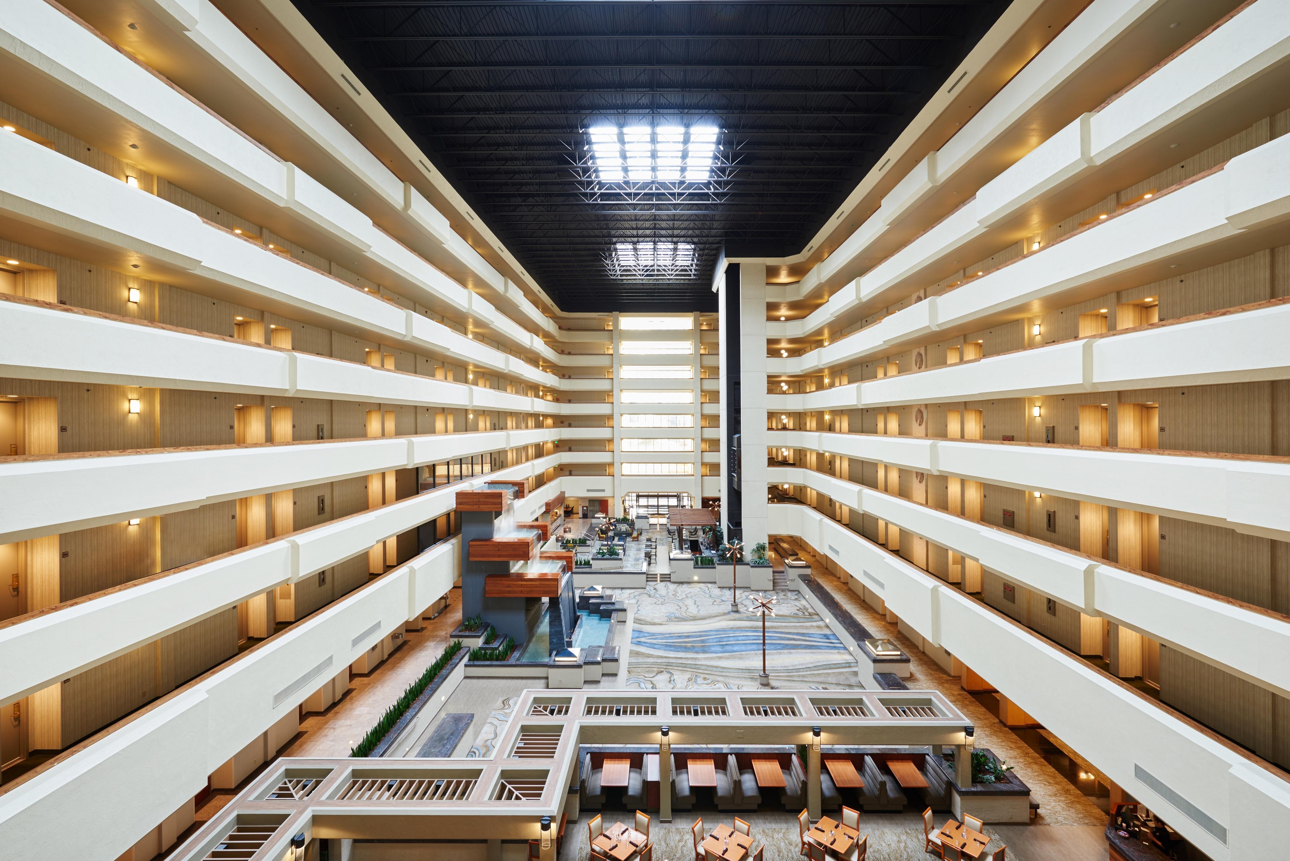 Hilton Hotels Fresno Ca