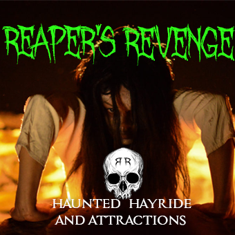 Reaper's Revenge Haunted Attraction image 0