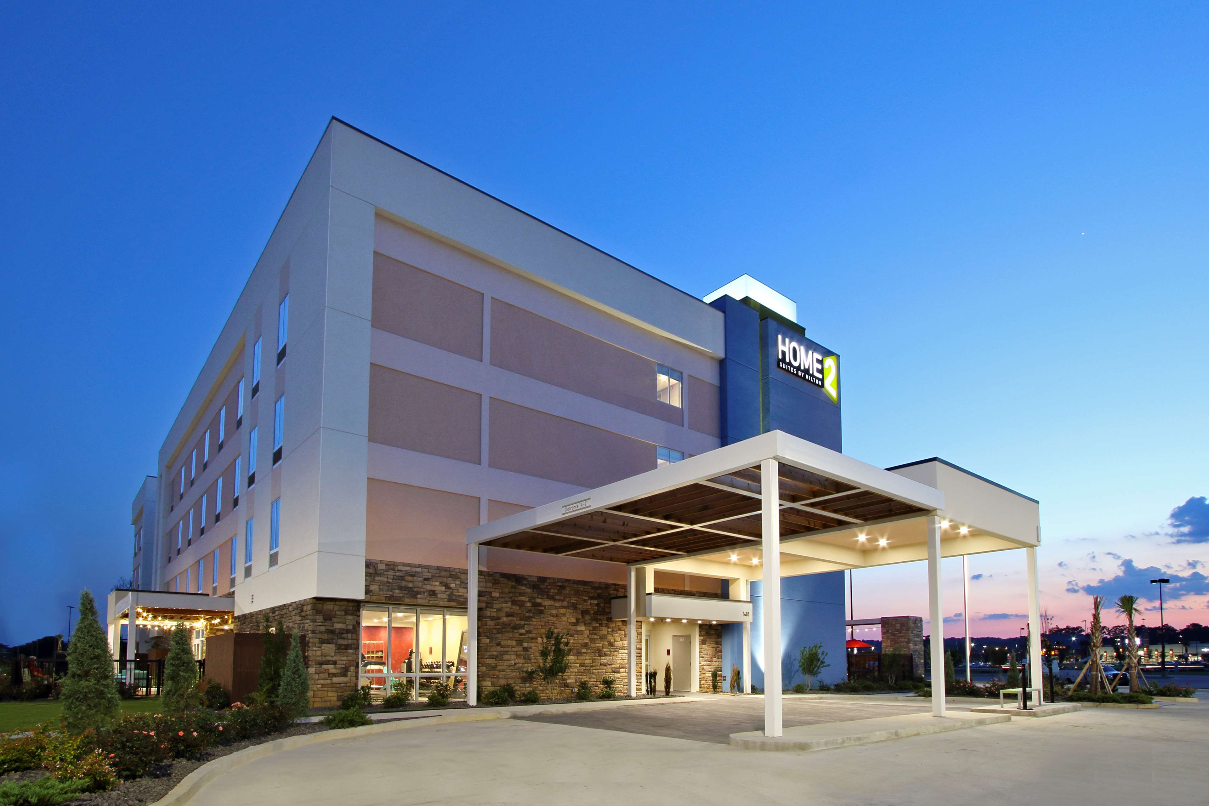 Home2 Suites by Hilton Mobile I-65 Government Boulevard image 3