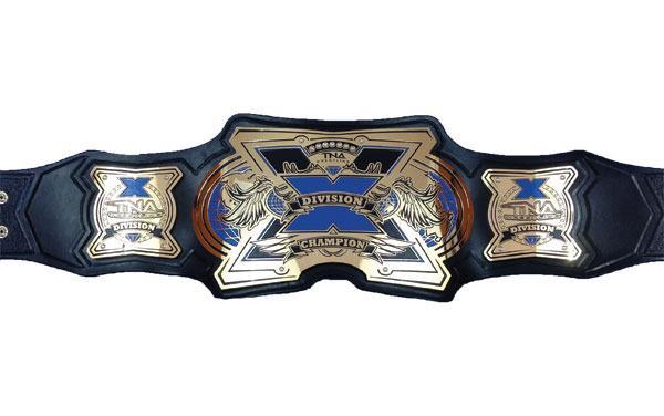 Zinc etched wrestling belt