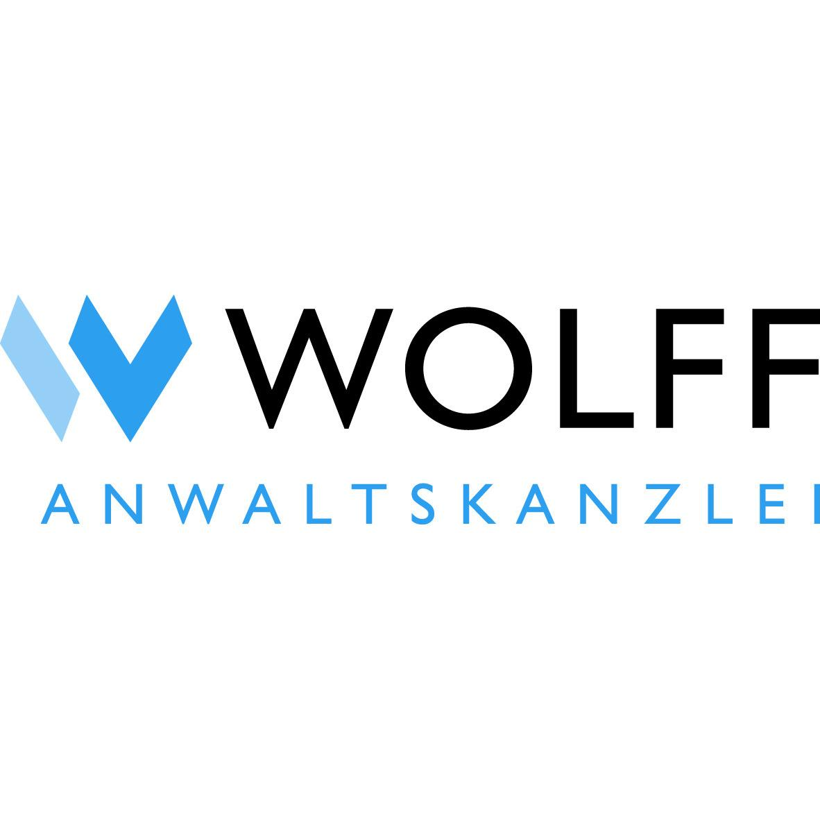 Logo von Anwaltskanzlei Wolff