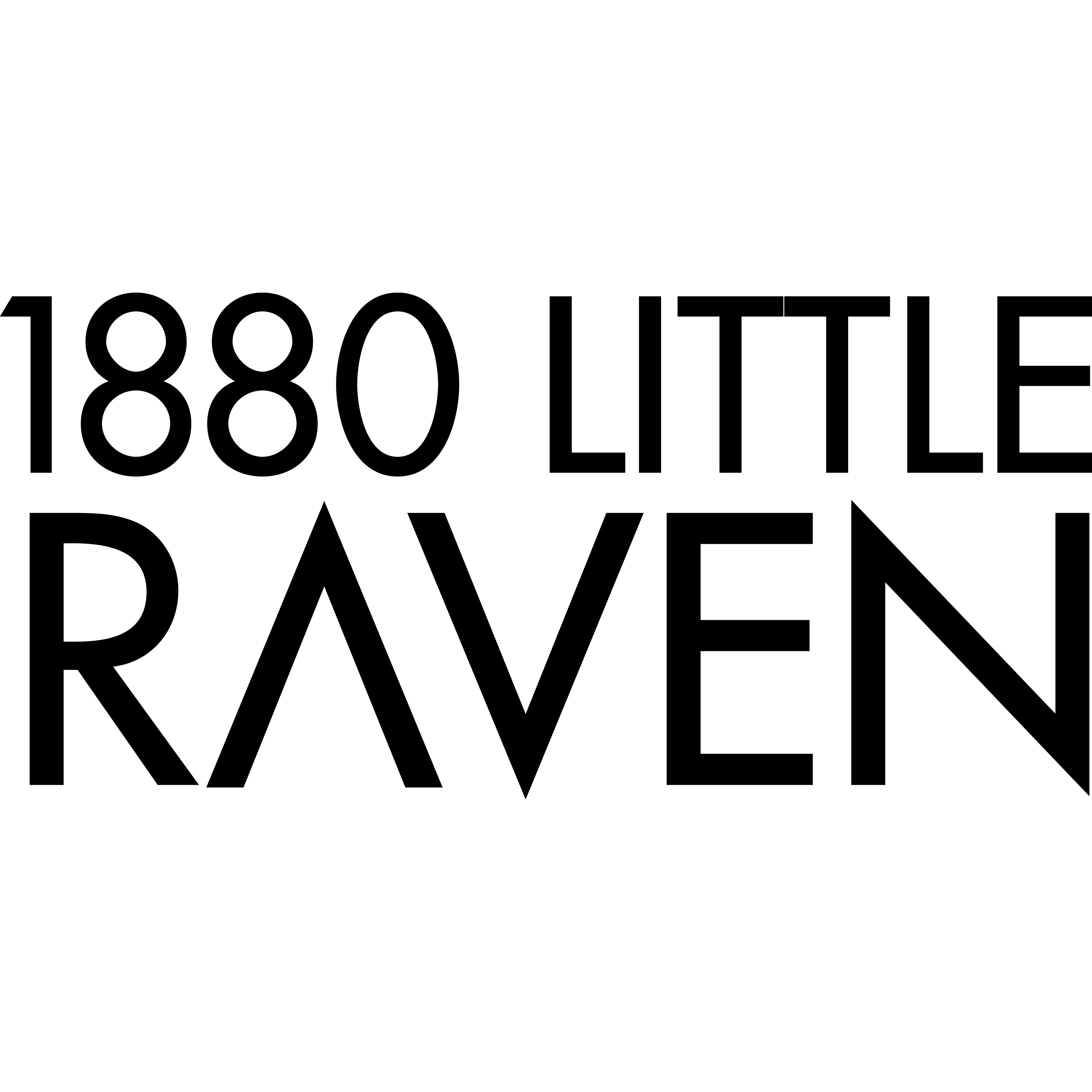 1880 Little Raven image 0