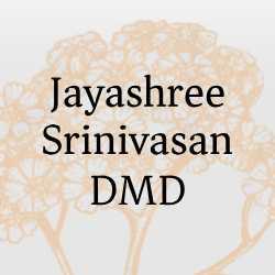Jayashree Srinivasan DMD