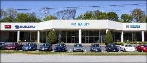 Vic Bailey Mazda Subaru in Spartanburg SC