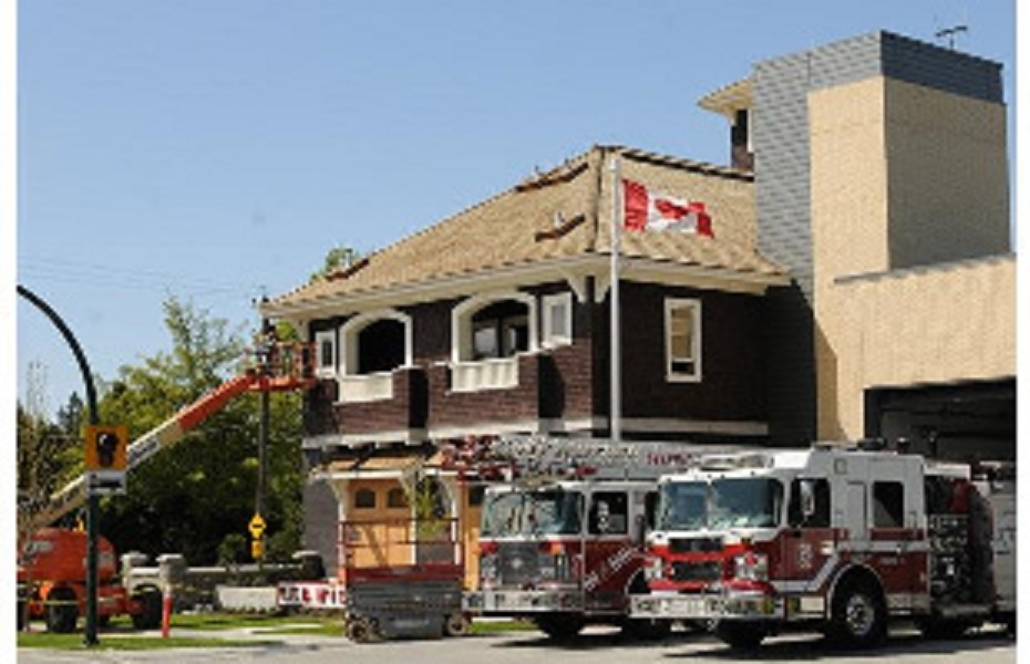 ALARA Environmental Health & Safety in Vancouver: Notable projects: Fire Hall 15