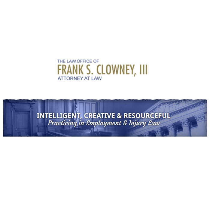 The Law Office of Frank S. Clowney, III Attorney at Law