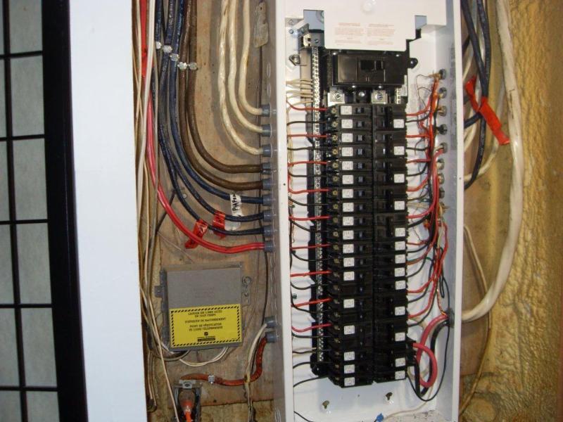 Electricien Normand Côté à Laurier-Station