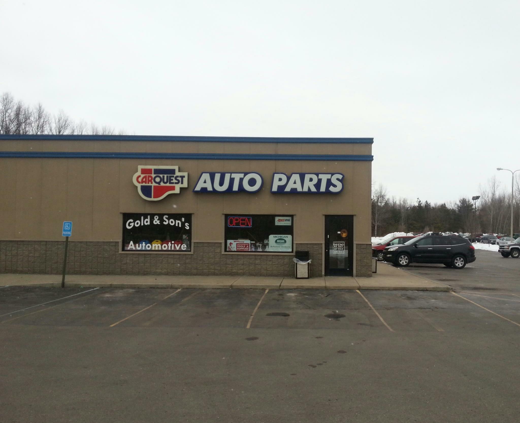 Carquest Auto Parts - Gold & Sons Automotive image 1