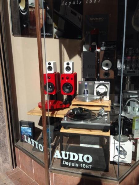 Layton Audio Inc à Montréal