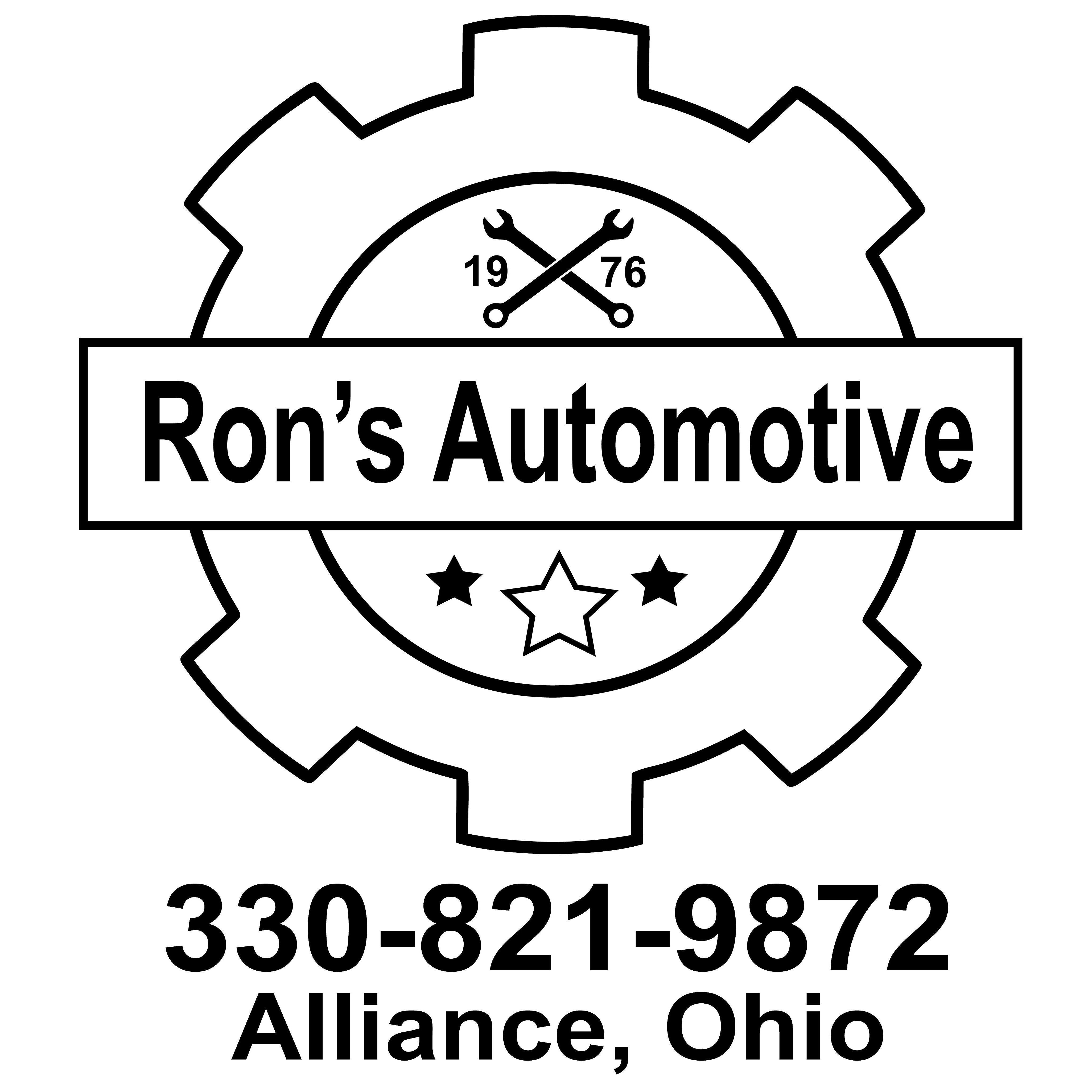 Ron's Automotive Services - Alliance, OH - General Auto Repair & Service