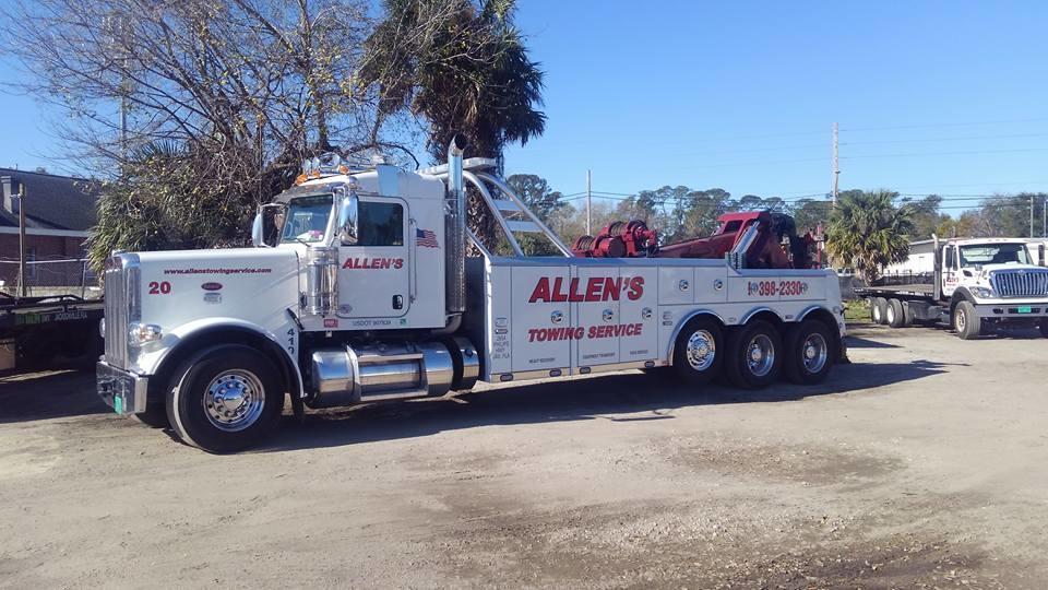 Allen's Towing Service image 1